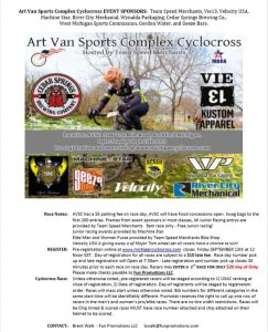 Art Van Sports Complex Cyclocross